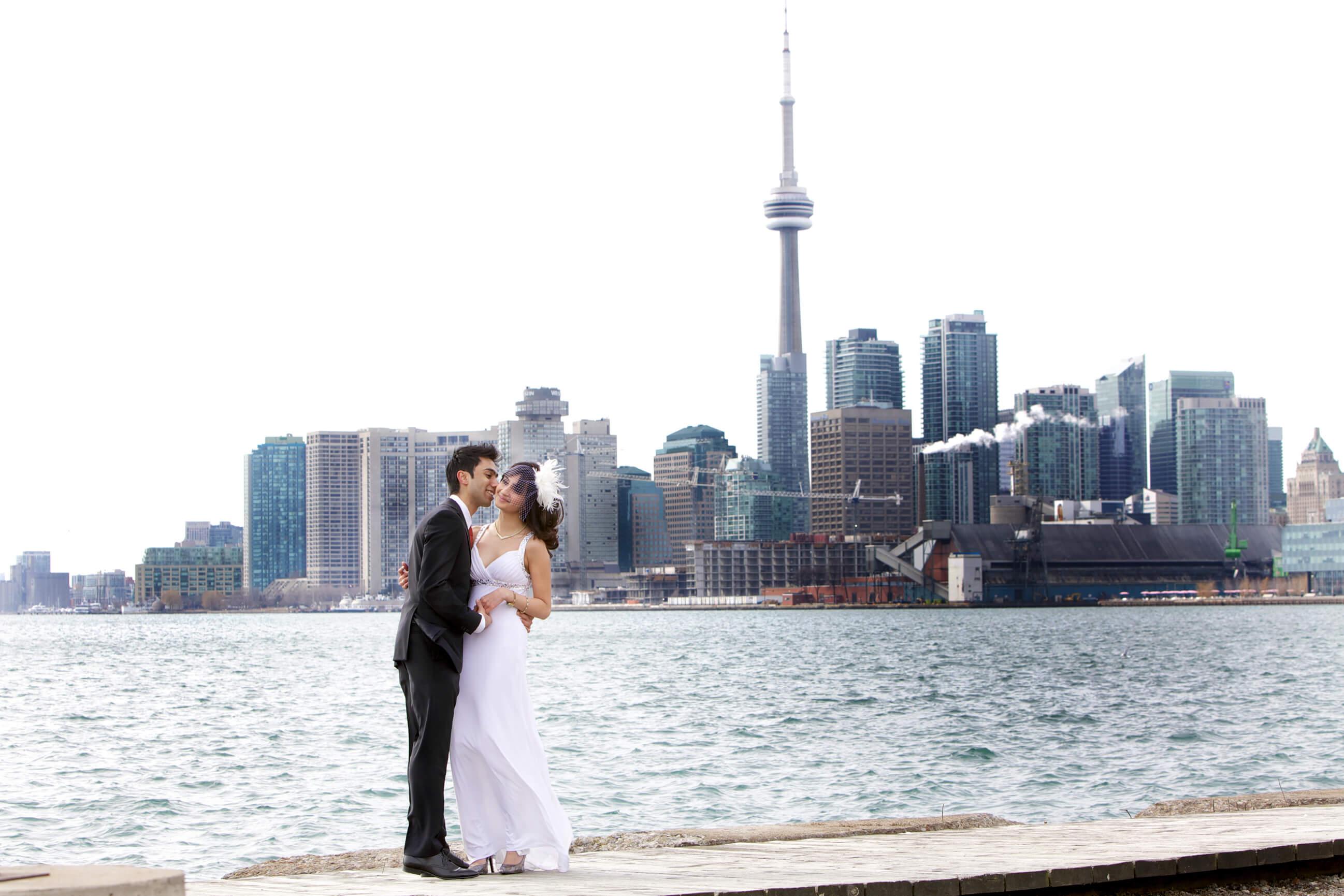 Affordable Wedding Photographer Toronto | Imagine Studios