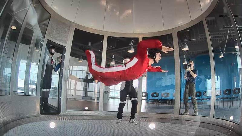 iFLY Toronto Indoor Skydiving