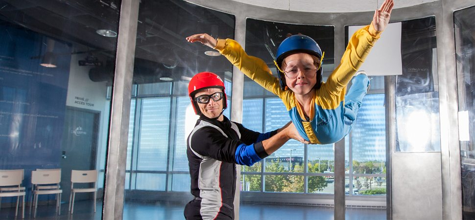 iFLY Toronto Indoor Skydiving